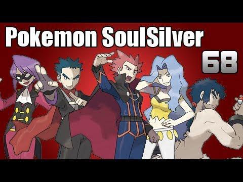 Pokémon SoulSilver - Episode 68 [Elite Four and Champion Rematch]