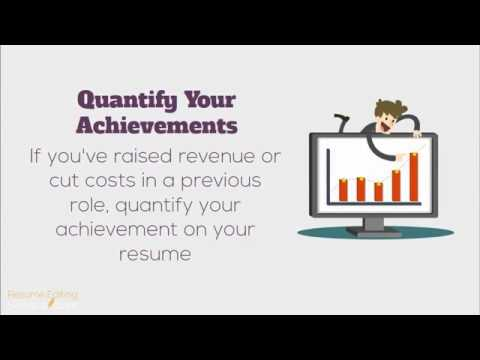 Top Resume Trends 2016 You Should Follow
