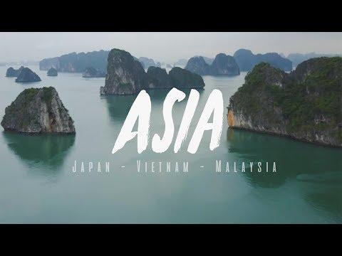 Explore | Asia 2017 | Japan // Vietnam // Singapore