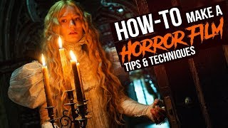 Download Horror Filmmaking - How to Make A Horror Movie Video