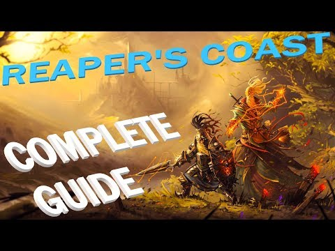 Divinity: Original Sin 2 - Reaper's Coast complete Guide (second map guide) (act 2 guide)