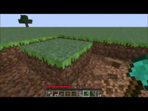 (Minecraft) How to make a cobblestone generator
