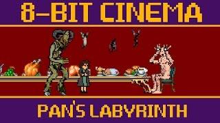 Pan's Labyrinth - 8 Bit Cinema