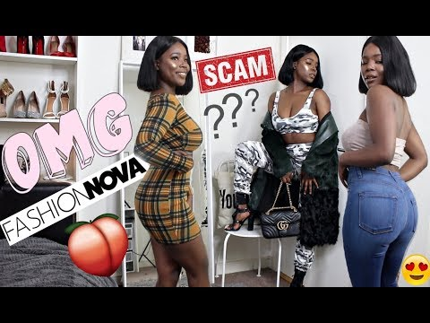 First Impressions FASHIONNOVA TRY ON HAUL Honest Review | MsDebDeb