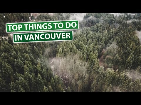 Top Things to Do in Vancouver | Canada Vlog