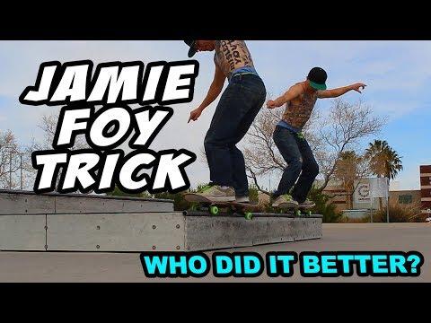 Better than JAMIE FOY?