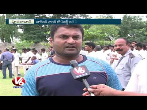 Hyderabad Cricket Association Conducts Selection Trials In Gymkhana Grounds | V6 News
