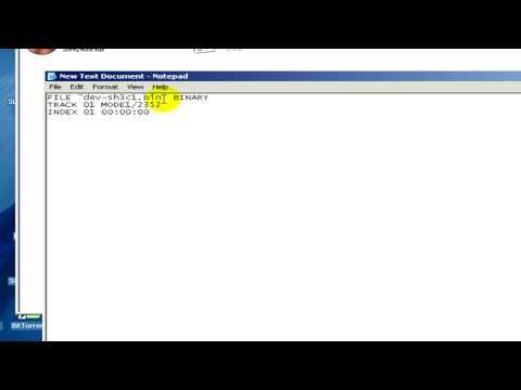 Computer Files : How to Open a .bin File