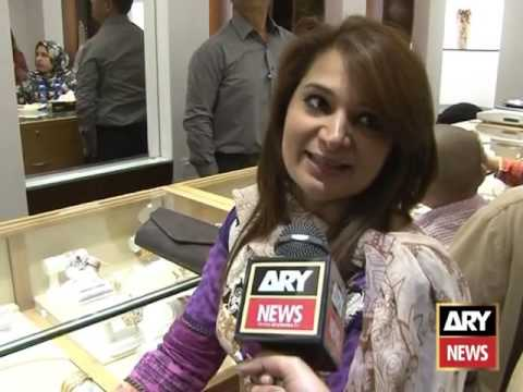 ARY Jewellery Rawalpindi Outlet Opening 2012