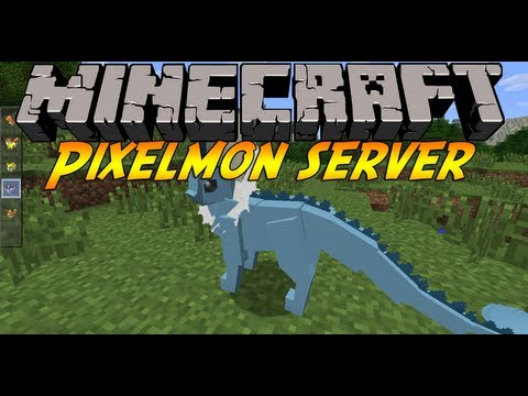 Minecraft: Pixelmon Server (1.8)