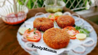Crispy Crunchy Potato Patties | How to Make Aloo Tikki | Aloo Tikki Chaat | Potato Tikki Recipe