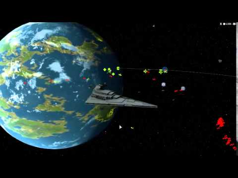 Sins of a Solar Empire: Rebellion   Powered by GeForce GTX