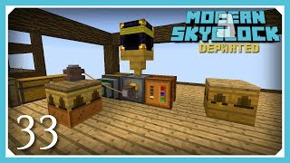 Modern Skyblock 3 getting iron Videos - ytube tv