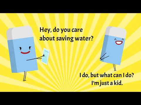 5 Things Kids Can Do to Save Water