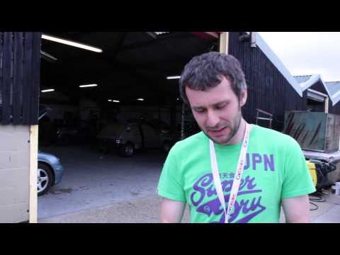 Project Peugeot 205 GTi 1.9 AOL Cars Restoration Part 2
