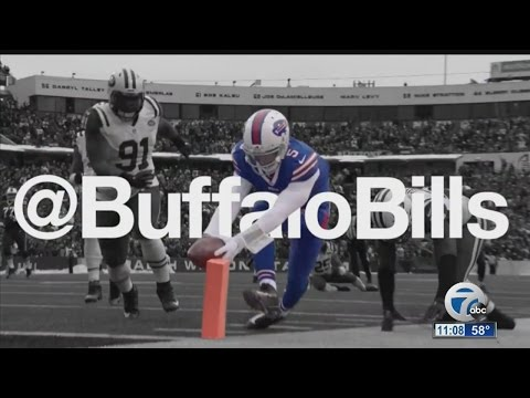 Twitter live streaming Bills Thursday night game