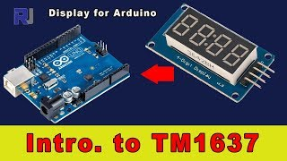 Mod: mini TM1637 LED & Key Display