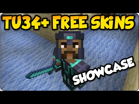 Minecraft TU34 Update Out PS3, Xbox 360 & Wii U Free Skin Pack -Minecraft Story Mode -Xbox One & PS4