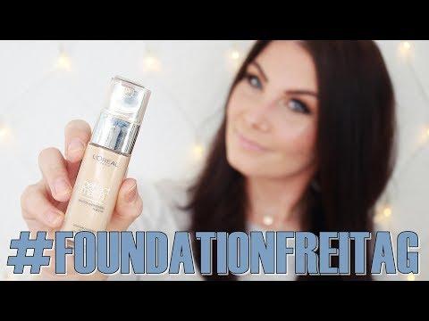 L'ORÉAL - PERFECT MATCH FOUNDATION  #FoundationFreitag