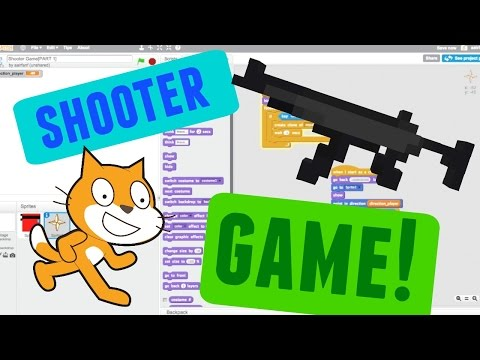 Scratch Tutorial: Shooter Game