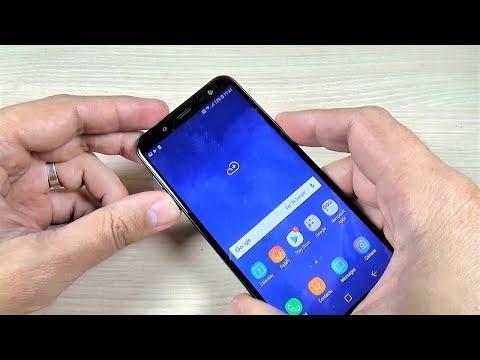 SCREENSHOT Samsung Galaxy J4, J6, J8 & Plus (2018)