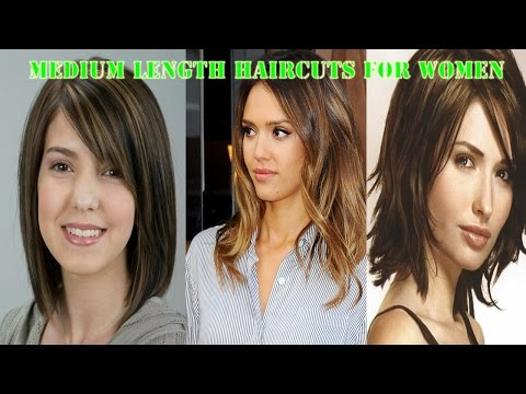 20 Awesome Medium Length Haircuts For Women