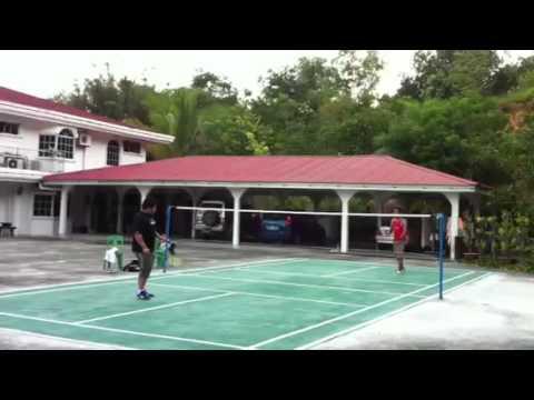 Pg sallehuddin badminton court