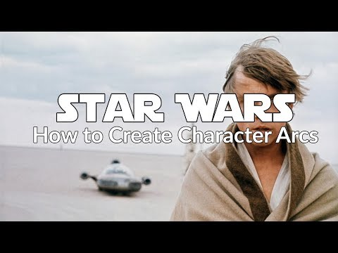 Star Wars: How to Create Character Arcs