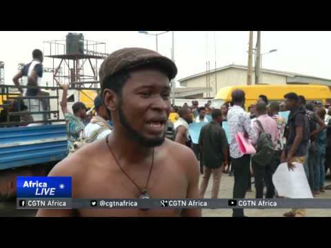 Nigerians frustrated by current state of the country