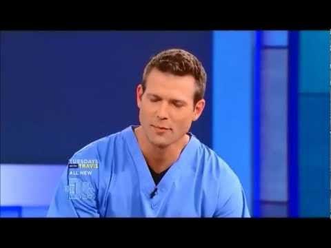 Dr.Modovan on the Doctors Show treating periodontal disease