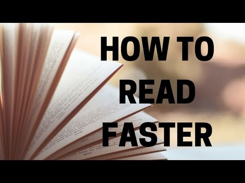 Learn How To Speed Read   5 Techniques To Read Faster & Learn Quicker