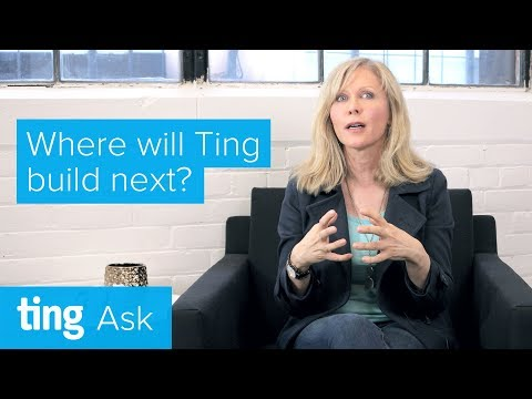 How does Ting Internet decide where to build next? | Ting Ask
