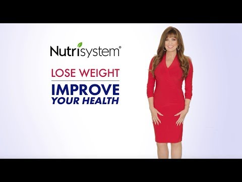 Lose Weight & Improve Your Health With Nutrisystem