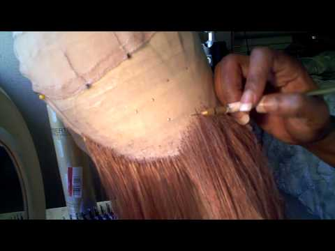 AMARIE LACE WIGS MAKING