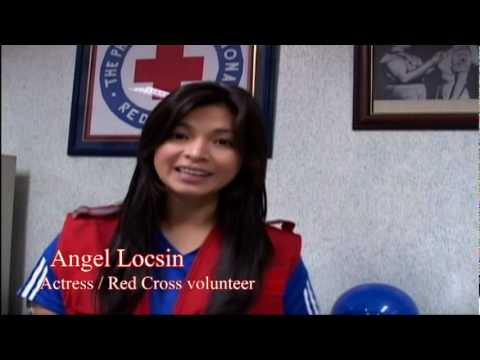 Angel Locsin calls for BLOOD DONATION