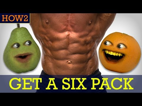 HOW2 - How to Get a Six Pack