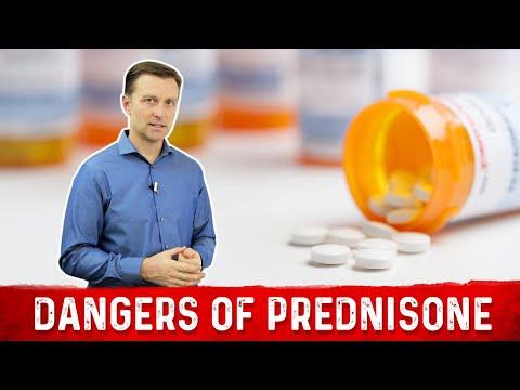 The Dangers of Prednisone