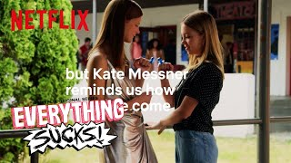 Everything Sucks!   LGBT Representation in 1996 vs Now   Netflix