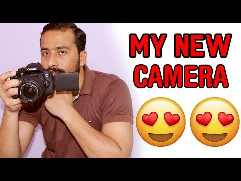 My New Camera For Youtube Videos Full Review in Urdu Hindi