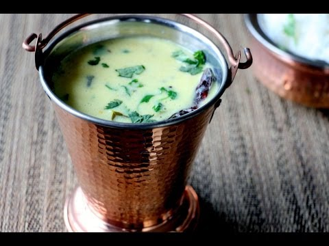 Gujarathi Kadhi - Easy Indian Recipe
