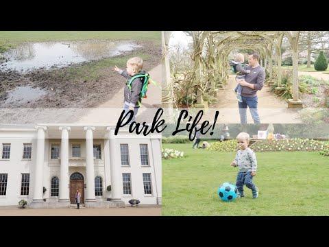 PARK LIFE! | THE SATURDAY VLOG #42 | CARLY ELLEN