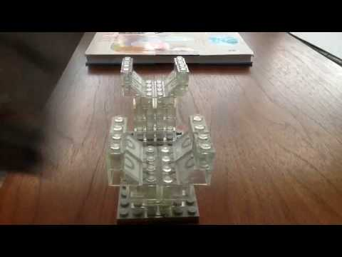 Lego Lightsaber Stand