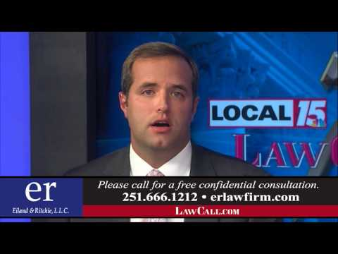 7/9/2017 - Self Defense - Mobile, AL - LawCall - Legal Videos