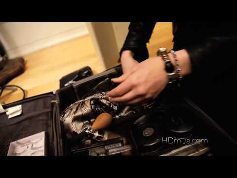 Professional Make Up Artist Kit - What's in my kit bag (BBC, TV, Film, Music Video)