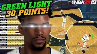 NBA 2k19 Best Green Light Base!