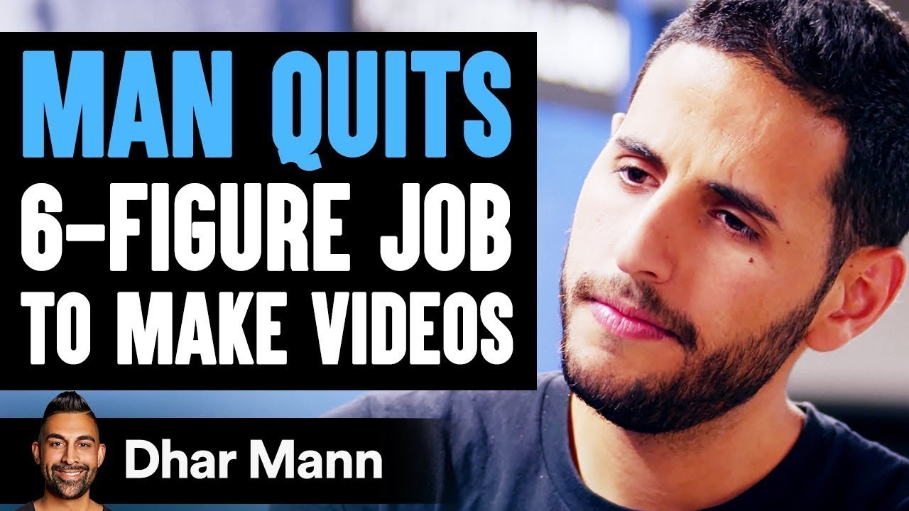 """""""The SHOCKING STORY Of Nas Daily Quitting His 6-FIGURE JOB!"""" 