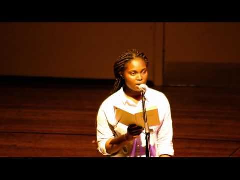 Eileen - Dartford Grammar School Talent Show 2016