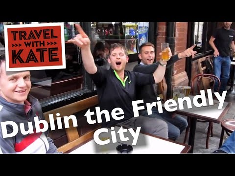 Dublin Like a Local on Travel with Kate