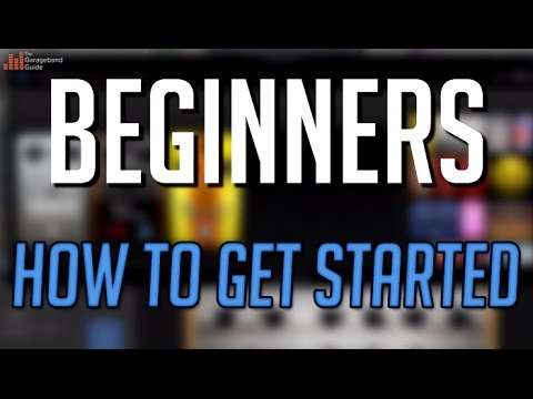 Garageband Tutorial For Beginners - Set Up Your Project