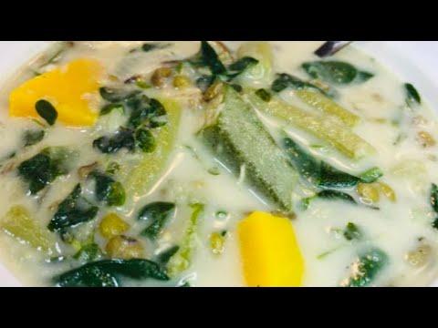 CEBU GINATAANG MONGO SOUP recipe